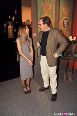 alexis manice in Winter Antiques Show Young Collectors Night