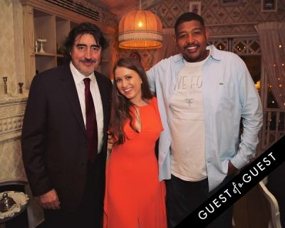 alfred molina in Mari Vanna LA One-Year Anniversary Party