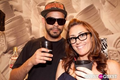alfred rodriguez in SUPRA Santa Monica Grand Opening Event