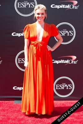 ali fedotowsky in The 2014 ESPYS at the Nokia Theatre L.A. LIVE - Red Carpet
