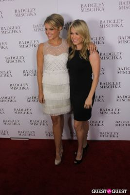 ali fedotowsky in Badgley Mischka