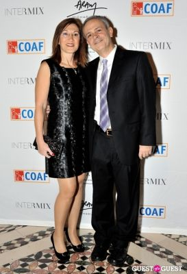 mihra artinian in Children of Armenia Fund 10th Annual Holiday Gala