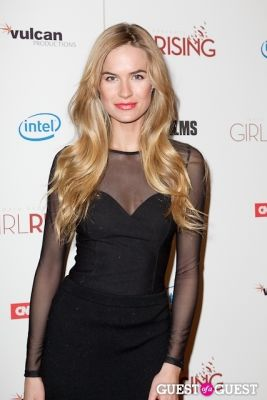 alice callahan in Girl Rising Premiere