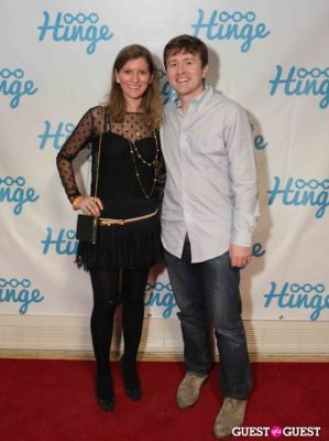 alice cassin in Arrivals -- Hinge: The Launch Party