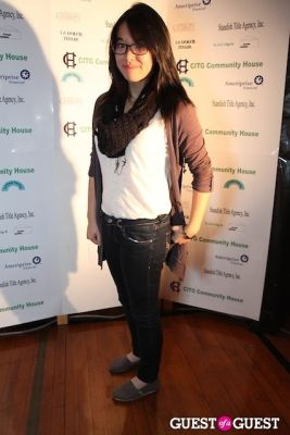 alice hu in Casino Night at the Community House