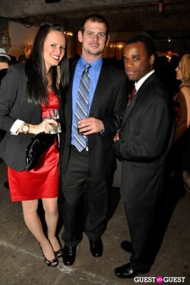 marcus lipscomb in District Design Society's Creative Black Tie Party