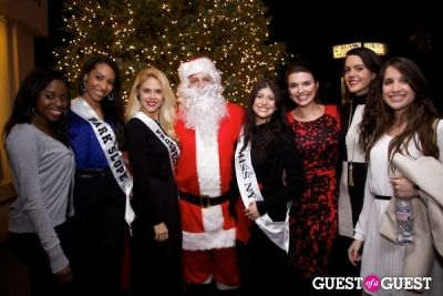 alicia henry in Strazzullo Law Firm annual Christmas Tree Lighting