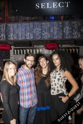 alicia jeffers in Summer Soirée at TAO Downtown