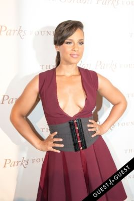 alicia keys in Gordon Parks Foundation Awards 2014