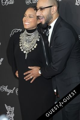 swizz beatz in Angel Ball 2014