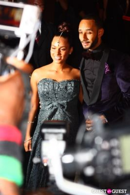 swizz beatz in COVERGIRL Presents, Keep A Child Alive's Black Ball NY 2010