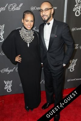 alicia keys in Angel Ball 2014
