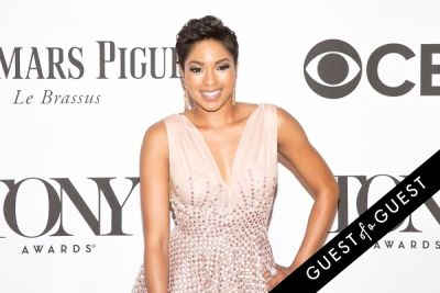 alicia quarles in The Tony Awards 2014