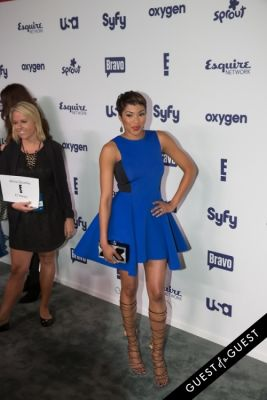 alicia quarles in NBCUniversal Cable Entertainment Upfront