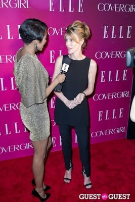 alicia quarles in ELLE Women In Music Issue Celebration