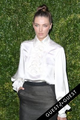 alina baikova in Chanel's Tribeca Film Festival Artists Dinner