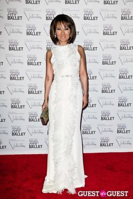 alina cho in New York City Ballet Fall Gala Celebrates Valentino