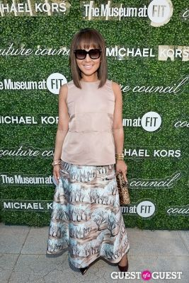 alina cho in Michael Kors 2013 Couture Council Awards