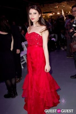 alina fayer in Jeffrey Fashion Cares 10th Anniversary Fundraiser
