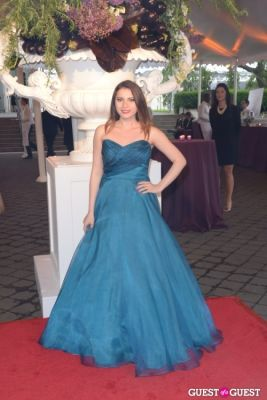 alina sayer in The New York Botanical Gardens Conservatory Ball 2013