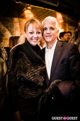 paul roever in Serafina Flagship Opening Party
