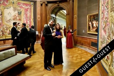alison kenworthy in The Frick Collection Young Fellows Ball 2015