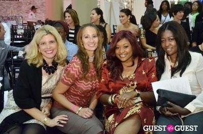 rita kumi in ALL ACCESS: FASHION Intermix Fashion Show
