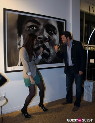 alison turner in A Photo Exhibit By Michael Brennan: Muhammed Ali,