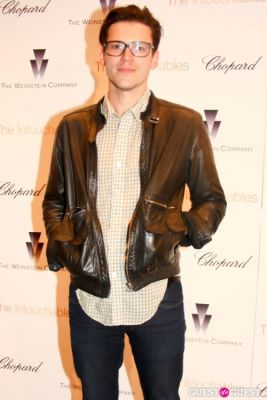 alistair banks in NY Special Screening of The Intouchables presented by Chopard and The Weinstein Company