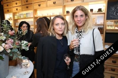 alix heimstone in Caudalie Premier Cru Evening with EyeSwoon