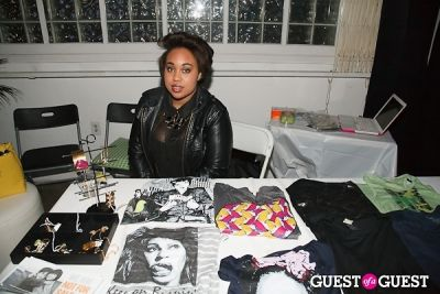 aliyana franklin in Brave Chick Holiday Resort Line Launch & Charity Celebration