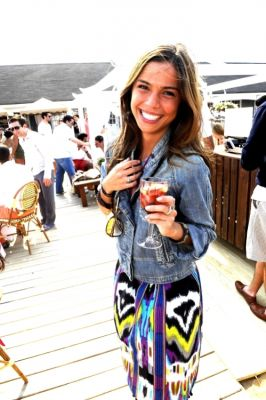 aliza zelin in Day & Night Beach Club Opening Day
