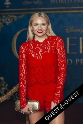 alli simpson in Premiere of Disney's