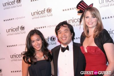 drew chin in Unicef 2nd Annual Masquerade Ball
