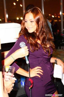 allison hagendorf in Garnier & Rolling Stone kick off Music Unites Women's Empowerment