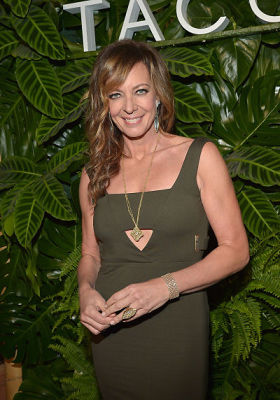 "allison janney in Exclusive Club Tacori ""Riviera At The Roosevelt"" Event"