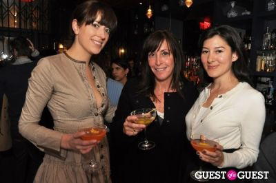 allison parris in THRILLIST & TASTING TABLE Present MARTINI WEEK