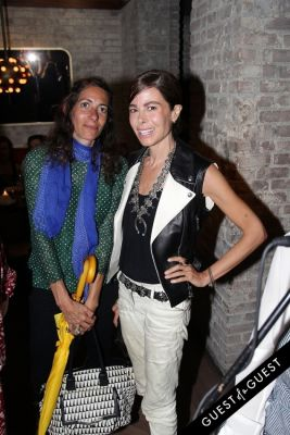 allison sarofim in Belstaff & BlackBook Celebrate The Women Of New York