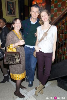 allison silver in 2012 NYC Innovators Guest List Party Sponsored by Heineken