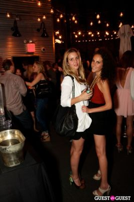 ally drewett in STK Rooftop VIP Opening Party Sponsored by Haute Living and Bertaud Belieu