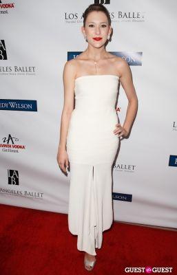 allyssa bross in LA Ballet Rubies Gala 2013 Honoring Nigel Lythgoe