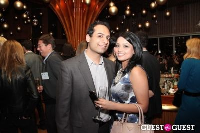 alok bhushan in Yext Holiday Party