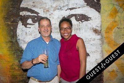 ayesha tuitt in Serafina Harlem Opening