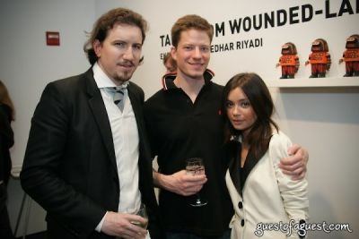 heidi tootsie-hayden in Tyler Rollins Fine Art presents Eko Nugroho & Wedhar Riyadi