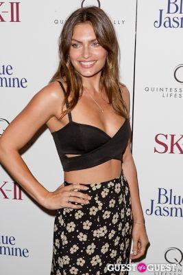 alyssa miller in Blue Jasmine Premiere