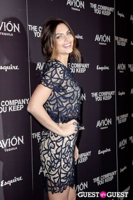 lena seikaly in Avion Espresso Presents The Premiere of The Company You Keep