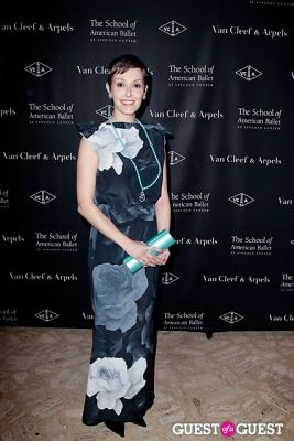 amanda brotman in The School of American Ballet Winter Ball: A Night in the Far East