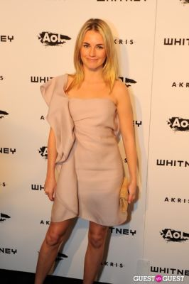 amanda hearst in Whitney Studio Party 2010