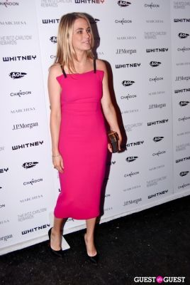 amanda hearst in Whitney 2011 Studio Party
