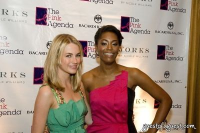 devorah rose in Pink Agenda Annual Spring Gala